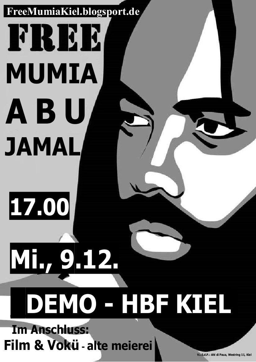 Plakat Demo 9.12.